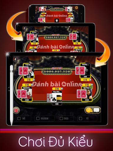 Poker Paris: Tien Len Mien Nam TLMN & Binh Xap Xam apkdebit screenshots 8