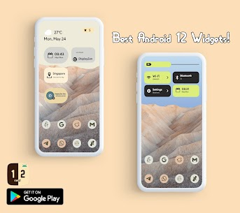 Android 12 Widgets KWGT Mod Apk v2021.May.26.08 1