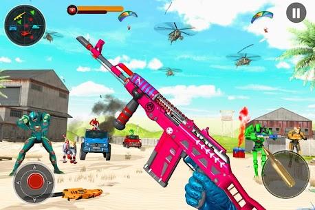 FPS Robot Shooting Strike : Counter Terrorist Game 2.7 Apk 5