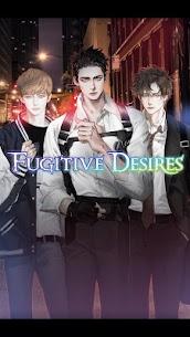 Fugitive Desires Mod Apk: Romance Otome (Premium Choices) 9