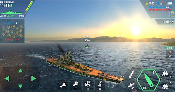 Battle of Warships: Naval Blitz 3