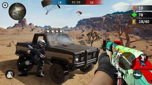 Special Ops 2020: Multiplayer Shooting Games 3D  screenshots 4