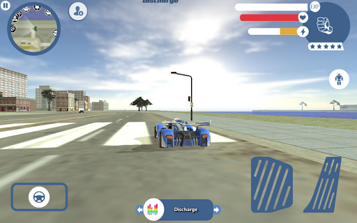 Supercar Robot 1.4 screenshots 3