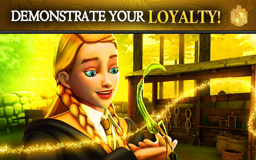 Harry Potter: Hogwarts Mystery poster 3