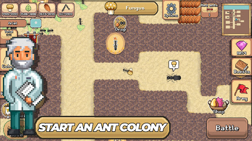 Pocket Ants: Colony Simulator 0.0621 screenshots 1