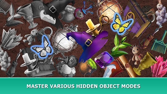 Hiddenverse: Witch's Tales MOD APK 2.0.57 (Free Purchase) 6