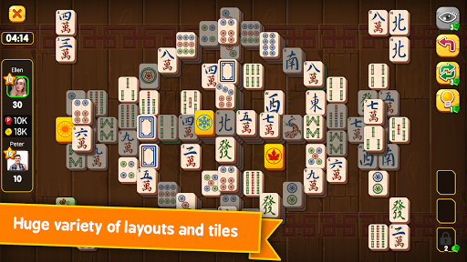 Mahjong Challenge apkmartins screenshots 1