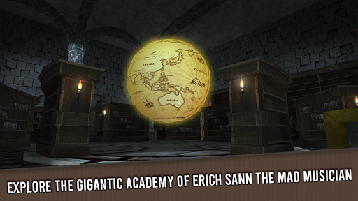 Erich Sann: Horror in the scary Academy. 3.0.2 screenshots 1