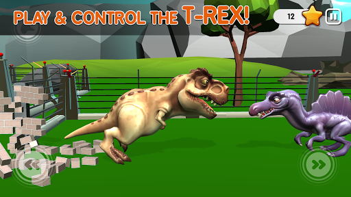 Dinosaur Park Game - Toddlers Kids Dinosaur Games 0.1.4 screenshots 1