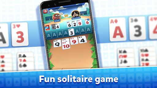 GamePoint BattleSolitaire  screenshots 1