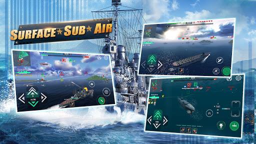 Warship World War 3.4.4 screenshots 4