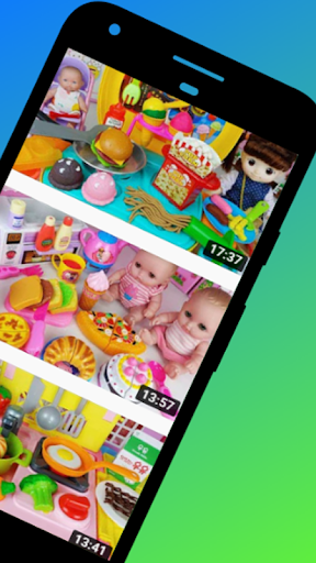 New Cooking Toys Collection Videos 6.0 Screenshots 5