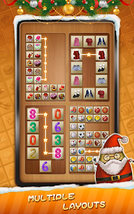Image For Tile Connect - Free Tile Puzzle & Match Brain Game Versi 1.13.0 19