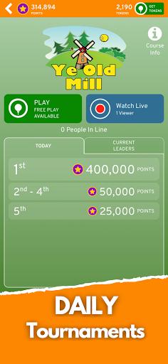 OneShot Golf  screenshots 2