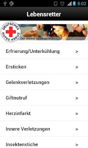 Erste Hilfe DRK 4