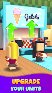 Idle Food Court Tycoon 1.0.8 Mod + Data (APK) Full 2