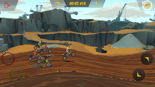 Mad Skills Motocross 3 MOD (Unlocked) 4
