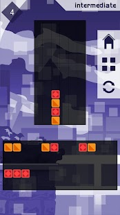 hybrix - a fast-paced block puzzler Screenshot