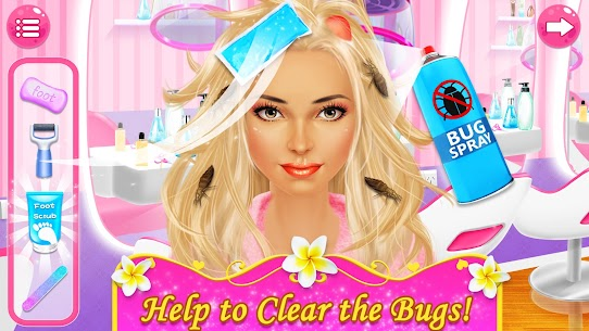 Makeover Games: Makeup Salon 2