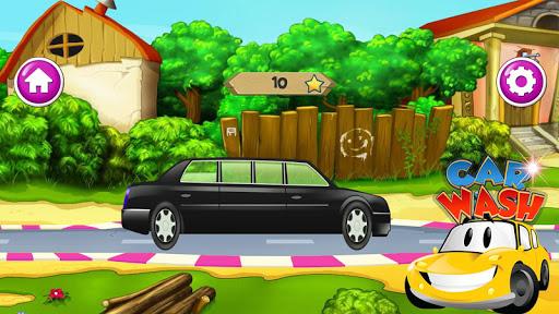 Car wash games - Washing a Car 5.1 screenshots 5