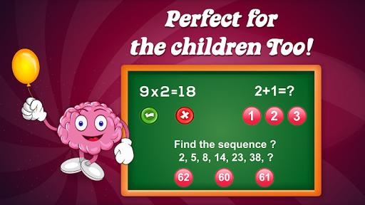 Brain Games Mind IQ Test - Trivia Quiz Memory 1.9 screenshots 7