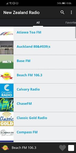 New Zealand Radio screenshots 3