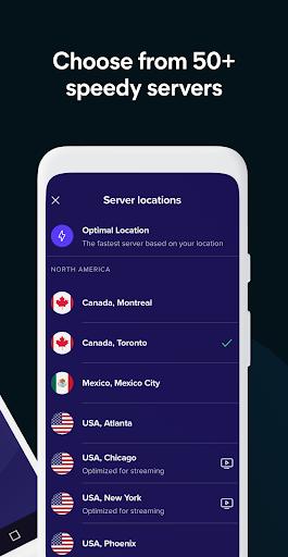 VPN SecureLine by Avast - Security & Privacy Proxy  screenshots 2