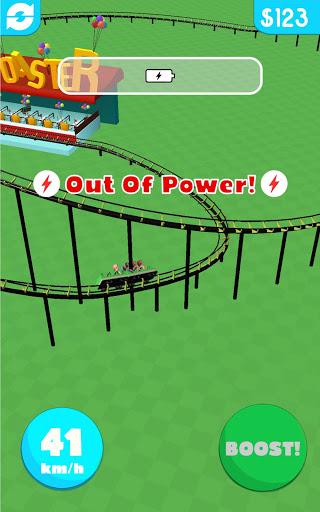 Hyper Roller Coaster apkdebit screenshots 6