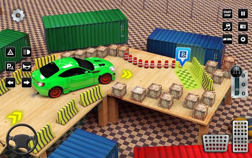 Modern Car Parking Challenge: Driving Car Games 1.3.2 screenshots 2