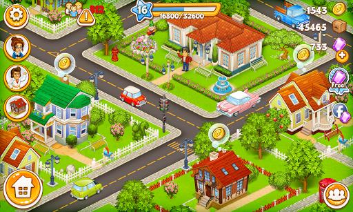 Cartoon City: farm to village. Build your home  screenshots 12