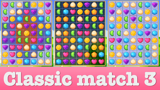 Candy Route - Match 3 Puzzle 16 Screenshots 24