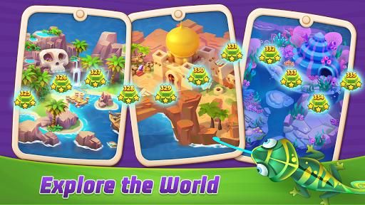 Solitaire TriPeaks Adventure - Free Card Game  screenshots 3