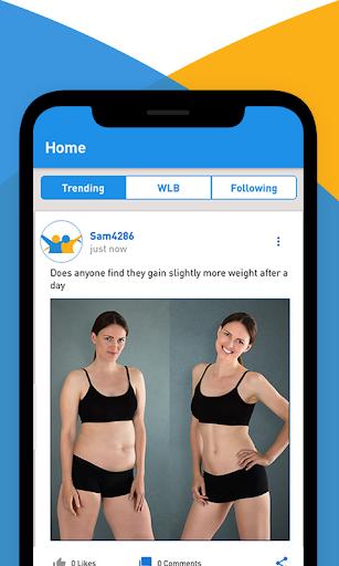 Weightlossbuddy screenshot 1