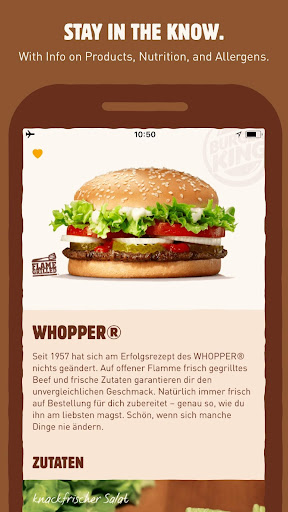 BURGER KINGu00ae 6.6.0 screenshots 4