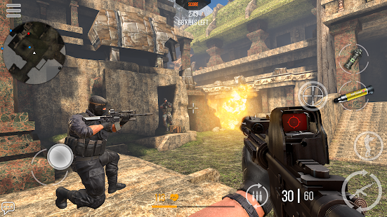 Modern Strike Online: Shooter Screenshot