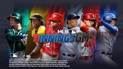 MLB 9 Innings GM  screenshots 1