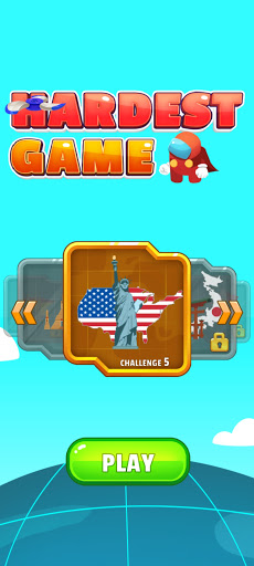 World's Hardest Game: Challenge your patience 1.0 screenshots 1
