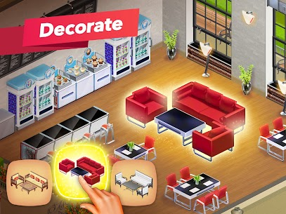 Download My Cafe Recipes & Stories Mod Apk [Unlimited Money/Coins] 5
