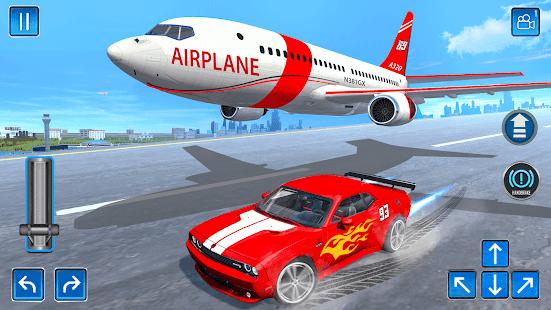 Airplane Pilot Car Transporter: Airplane Simulator screenshots 14