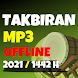 takbir mp3 takbiran offline