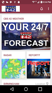 CBS 42 Weather  On Pc | How To Download (Windows 7, 8, 10 And Mac) 1