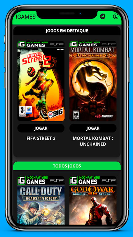IGAMES MOBILE poster 3