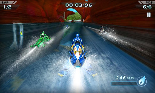 Powerboat Racing 3D  screenshots 8