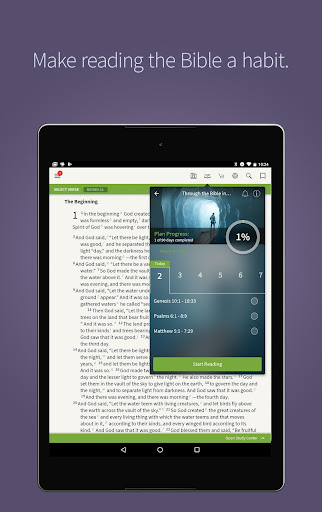 Bible App by Olive Tree 7.9.1.0.338 Screenshots 12