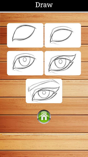 How to Draw Eyes Step by Step  Screenshots 3