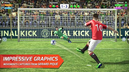 Final kick 2020 Best Online football penalty game android2mod screenshots 11