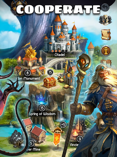 Card Heroes - CCG game with online arena and RPG modavailable screenshots 16