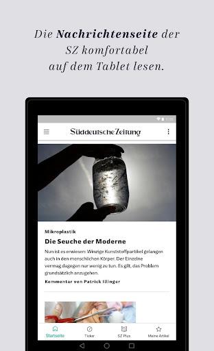 SZ.de - Nachrichten - Süddeutsche Zeitung  screenshots 12