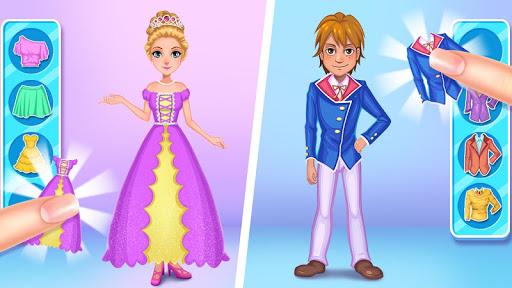 ud83dudccfu2702ufe0fRoyal Tailor Shop - Prince & Princess Boutique apkpoly screenshots 4