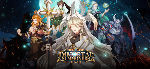Immortal Summoners 1.3 screenshots 1